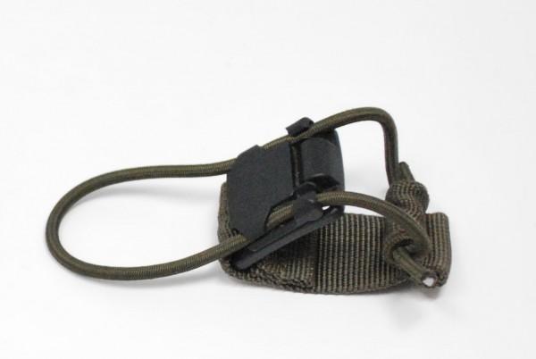 Handschuhhalter, olivgrün, 25 mm, AC-HGMA-OD-025